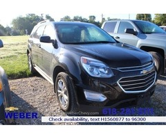 2017 Chevrolet Equinox | Best Price Fastest SUV | Used Cars Online