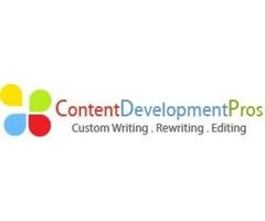 Business Plan Writing Services   Custom Business Plan Writers – ContentDevelopmentPros