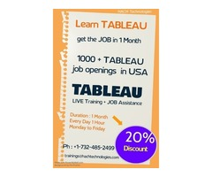 benefits of learning Tableau