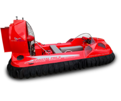 Small personal hovercraft | Hoverstream