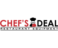 Restaurant Equipment Used - Chef's Deal