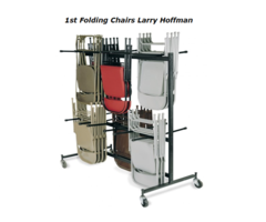 1st Folding Chairs Larry Hoffman