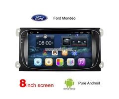 Ford Mondeo multimedia car pc radio video pure android wifi gps navigation