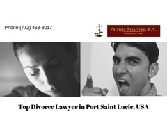 Top Divorce Lawyer in Port Saint Lucie, USA