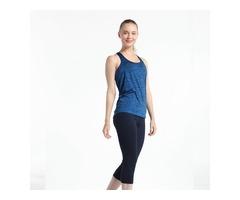 Custom Fashion Scoop Neck Women tank top with your logo | free-classifieds-usa.com