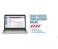 Fleet Fueling Service | Fleet Fuel Card Solutions | Christensen