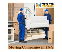Make Your Shift Smoother with Amazing Packing and Moving Services of Movewithmovers.com!