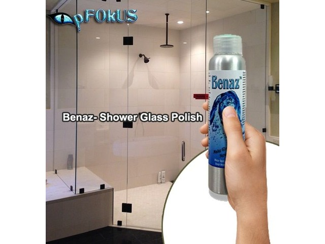 Cleaner for Glass Shower Doors & Water Stain Remover | free-classifieds-usa.com