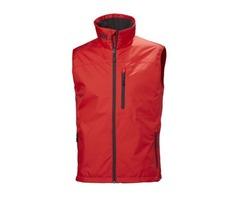 Order Now Helly Hansen Men's Crew Vest | Men's Sailing jackets.