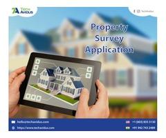 Property Survey Application Development