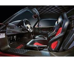 Auto Upholstery Restoration