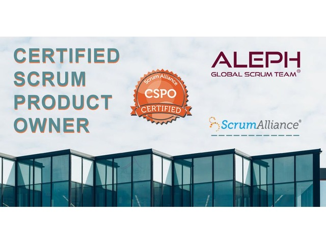 Best Scrum Product Owner Certification (CSPO®) , Certifications Course  | free-classifieds-usa.com