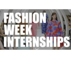 Fashion Internship