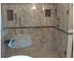 We work with you to achieve your dream bathroom
