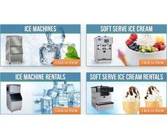 Hoshizaki Ice Maker Rental Services