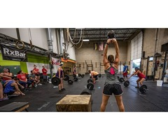 A high touch Crossfit Gym | Best CrossFit