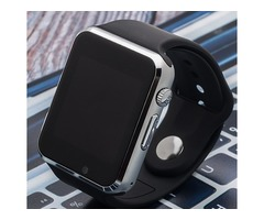 A1 smart watch Phone Low Price Bluetooth Men Women Smart Watches With SIM TF Camera for Android ios