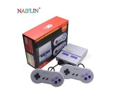 TV Handheld Mini Game Consoles Newest Entertainment System For 660 SFC NES SNES Games Console
