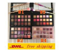 Beauty Brand Makeup Nude Eyeshadows 18 colors Rose Gold Remastered Palettes desert dusk Eyeshadow Ma