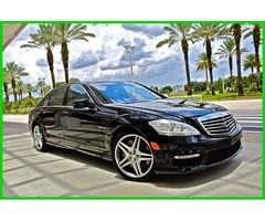 2011 Mercedes-Benz S-Class S63 AMG  LOADED!!!