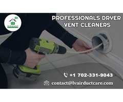 Dryer Vent Cleaning Las Vegas NV