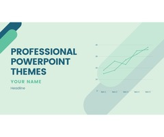 Latest Professional PowerPoint Themes
