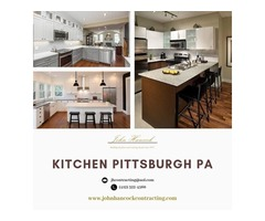 John Hancock Contracting is the kitchen remodeling and renovation experts