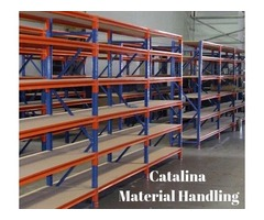 Amazing Industrial Steel Shelving From Catalina Material Handling