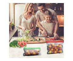 best reusable food storage bags
