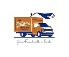 Packing and Moving Is Our Specialty...The Reliable Moving Company