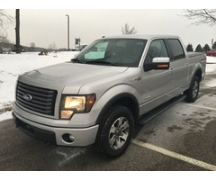 2011 Ford F-150 FX4 SuperCab
