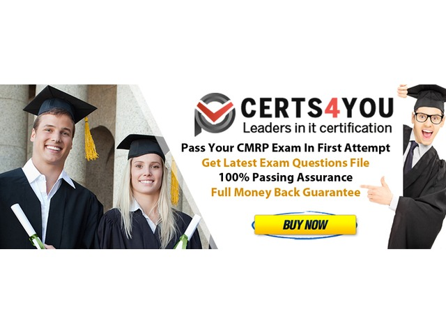 How to pass the CMRP exam in first attempt? | free-classifieds-usa.com
