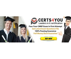How to pass the CMRP exam in first attempt?