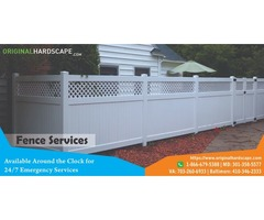 Fence service