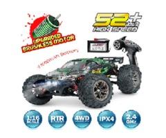 RC Electric & Nitro Cars & Trucks