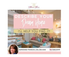 Looking for Homes for Sale in Basking Ridge, NJ? Call Adrienne Francis