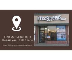 iFixScreens Locations | Electronics , Phone Repair Store