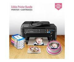 Now Get Longer Lasting Icinginks Edible Print Supplies