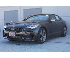 2019 Kia Stinger | Patterson Kia - Used Cars Near Me