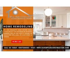 Home Remodeling Service in California | SilverPeak Construction