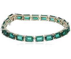 Plan A Good Process To Sell Emerald Bracelet