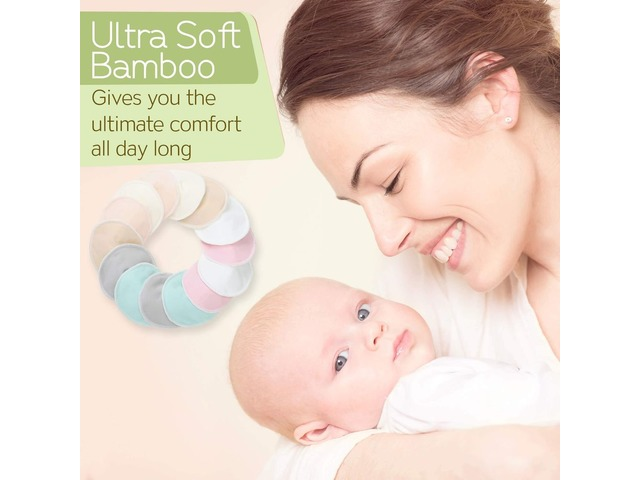 Buy Super Absorbent Washable Breast Pads Online | free-classifieds-usa.com