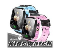 Q528 Smart Watch Children Wrist Watch Waterproof Baby Watch With Remote Camera SIM Calls Gift For Ki