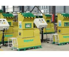 Foam recycling machine GreenMax Mars C50