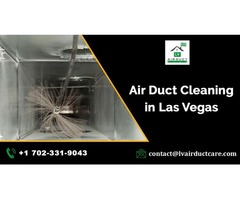 Negative Pressure Air Duct Cleaning