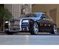 2013 Rolls-Royce Ghost BLK BISSON Edition