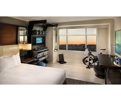 Ways to combat the poor Hotel Gym Syndrome