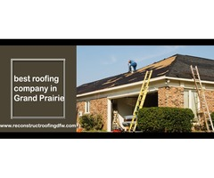 Most Trusted Roofing Contractor Company