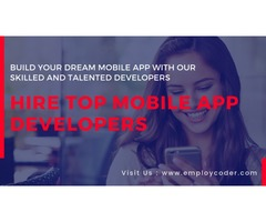 Hire Mobile App Developers - Employcoder