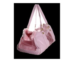 Buy Designer Dog Carrier Bags | Duke and Dutchess USA